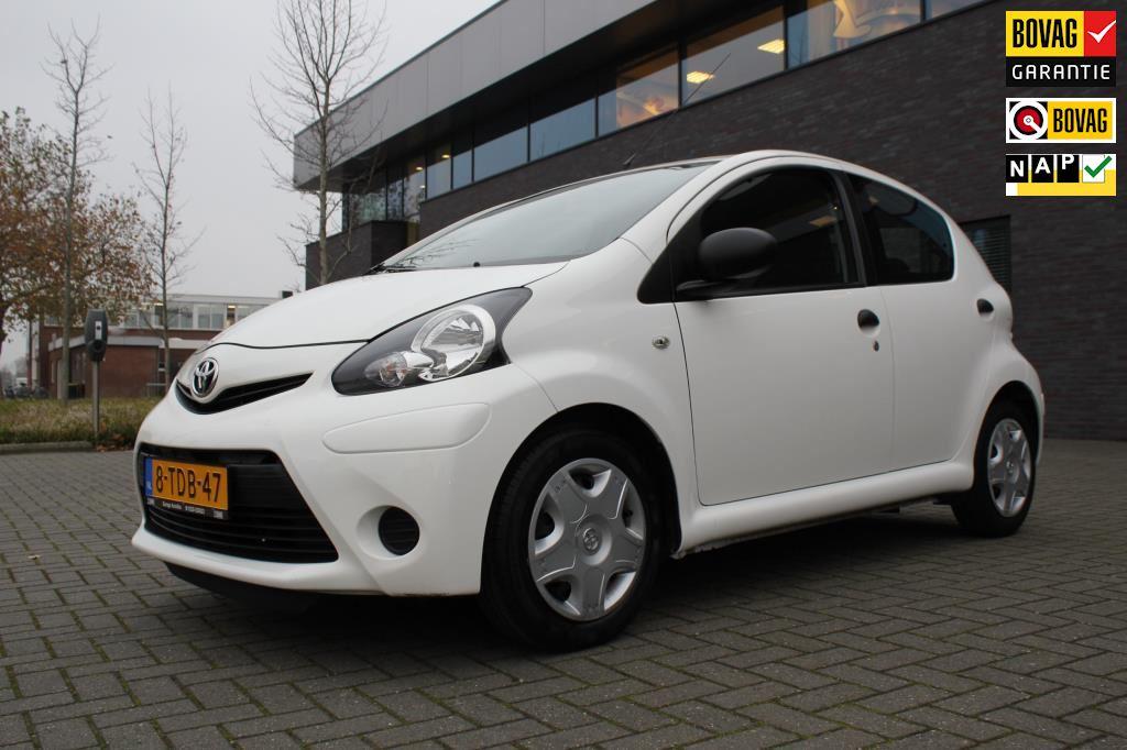 Toyota Aygo occasion - Autoflex Grootebroek