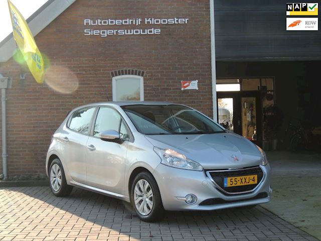Peugeot 208 occasion - JG Klooster Auto's