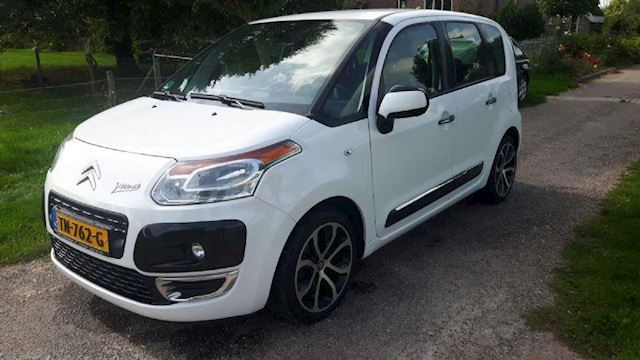 Citroen C3 Picasso 1.6 VTi Exclusive airco trekhaak