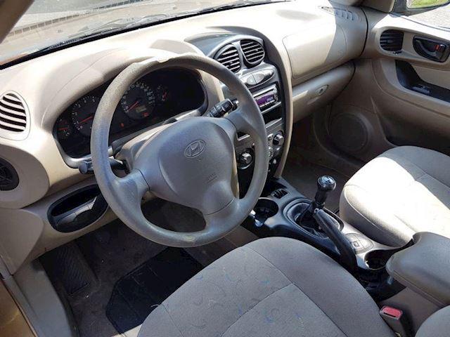 Hyundai Santa Fe 2.0i-16V
