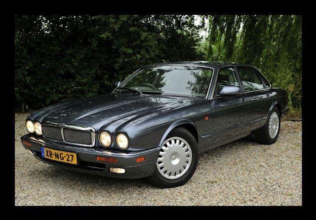 Jaguar XJ occasion - Pauw Auto's