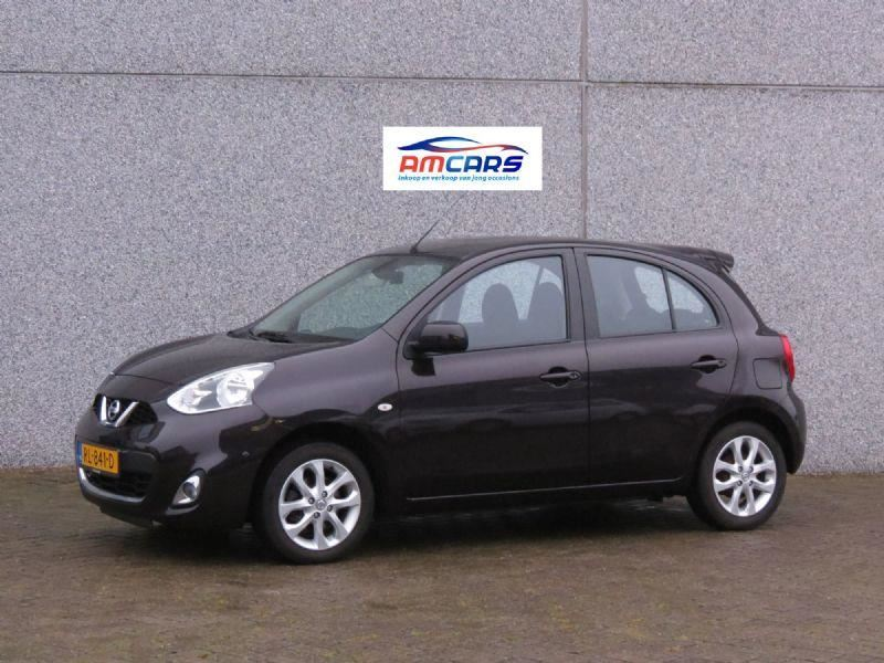 Nissan Micra occasion - AMCARS