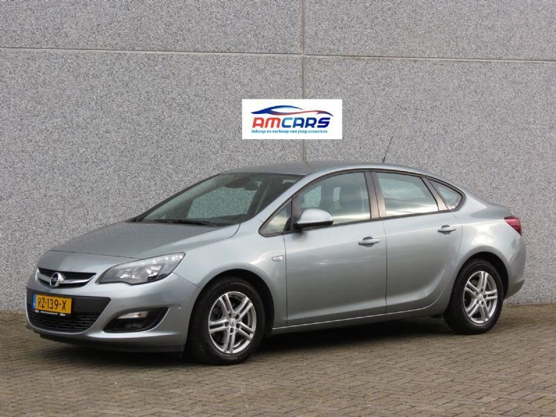 Opel Astra occasion - AMCARS