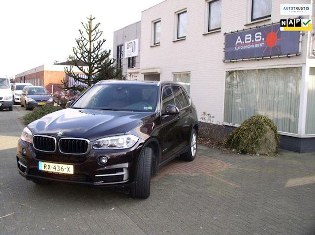 BMW X5 3.0d xDrive High Executive 7persoons/full  options/ adeptive cruise control/traffic jam assist