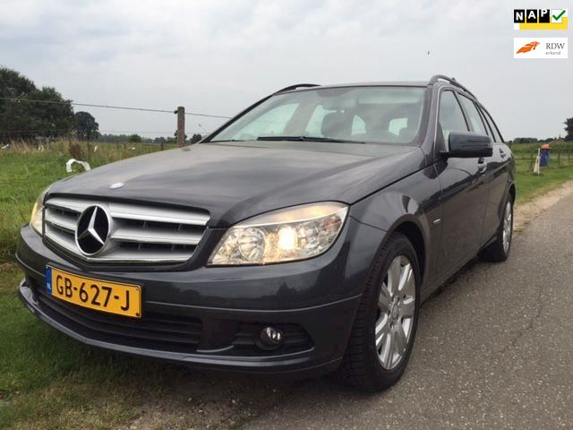 Mercedes-Benz C-klasse 200cdi blue efficiency