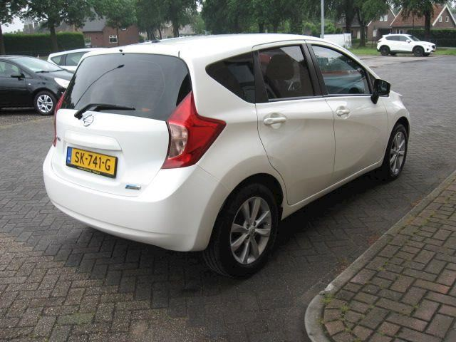 Nissan Note occasion - frans manders auto`s