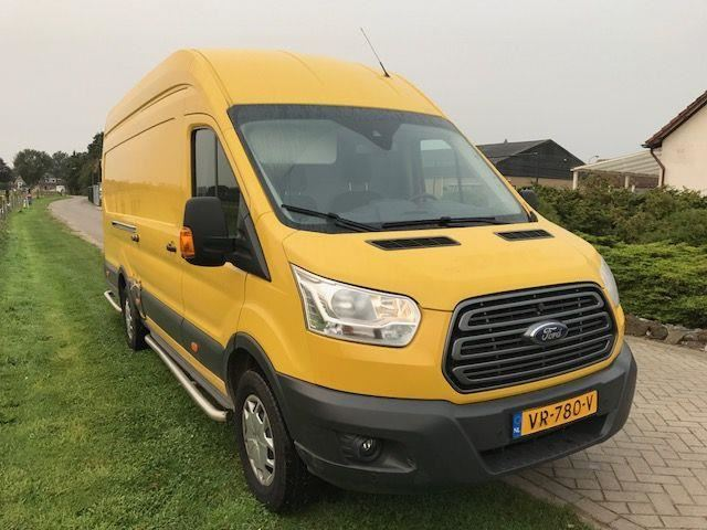 Ford Transit Custom Kombi occasion - Henk CuppenAuto's
