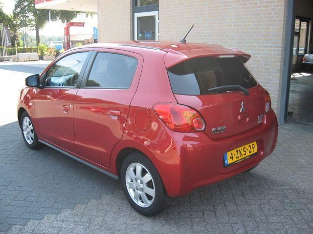 Mitsubishi Space Star occasion - frans manders auto`s