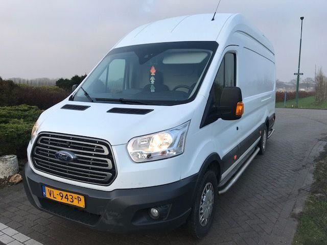 Ford Transit occasion - Henk CuppenAuto's