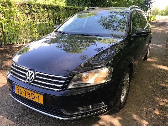 Volkswagen Passat occasion - Henk CuppenAuto's