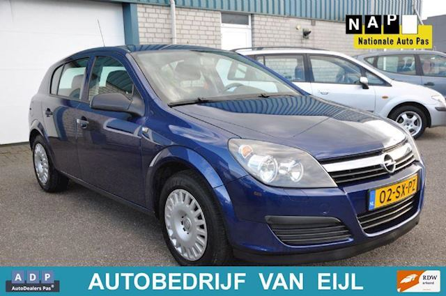 Opel Astra 1.6 business, AIRCO, 5-DRS, N.A.P. !!