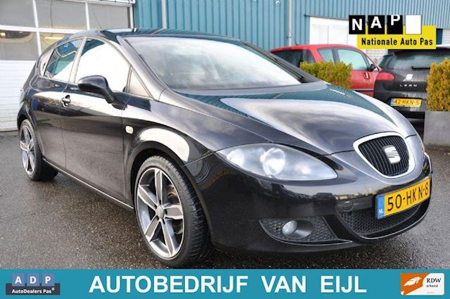 Seat Leon 1.6 stylance, CLIMA, N.A.P. !!