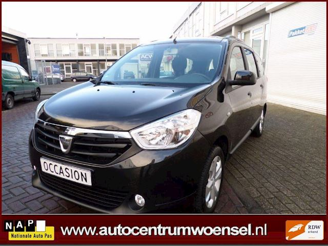Dacia Lodgy 1.2tce 7 persoons navi/leder/ vol extras