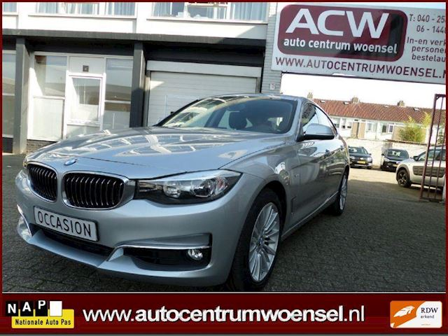 BMW 3-Gran Turismo 320i business