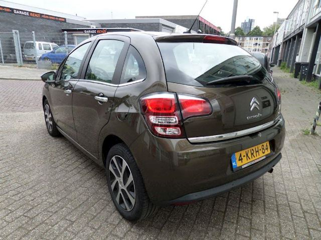 Citroen C3 1.2vti exclusive