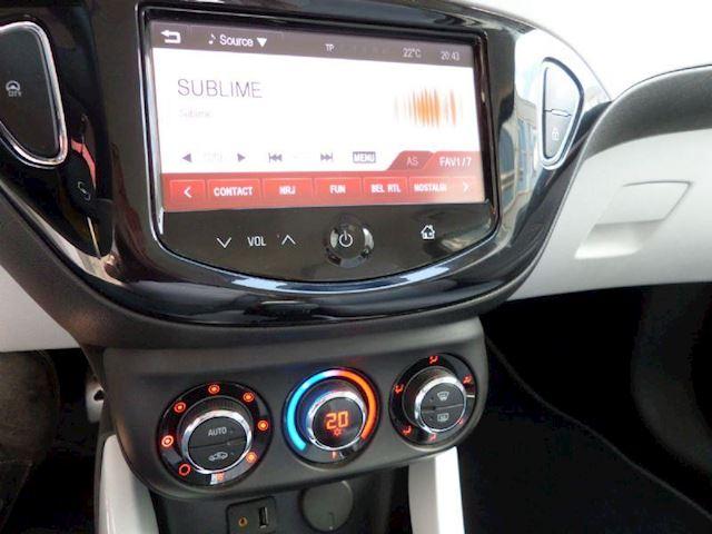 Opel Adam 1.2 /leder/ECC/Luxe Uitvoering!!