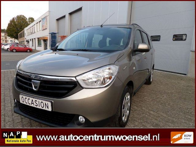 Dacia Lodgy 1.2tce laurate 5p