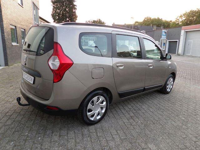 Dacia Lodgy 1.2tce lauréate 5p
