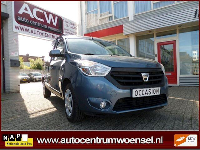 Dacia Dokker 1.2tce laurate