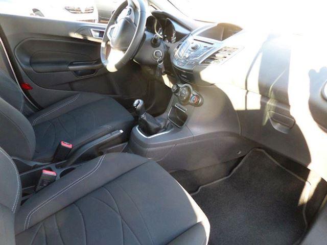 Ford Fiesta 1.0 ecoboost 74kW start/stop