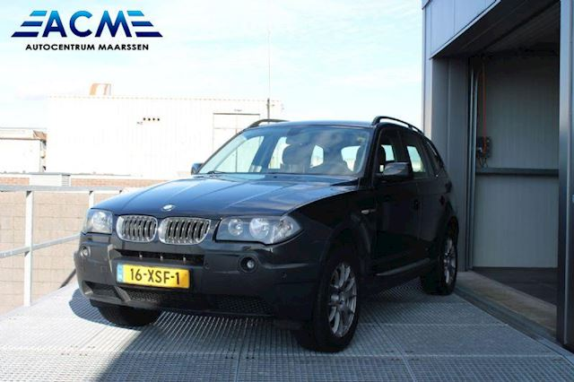 BMW X3 3.0d High Executive Autom/ Panormadak