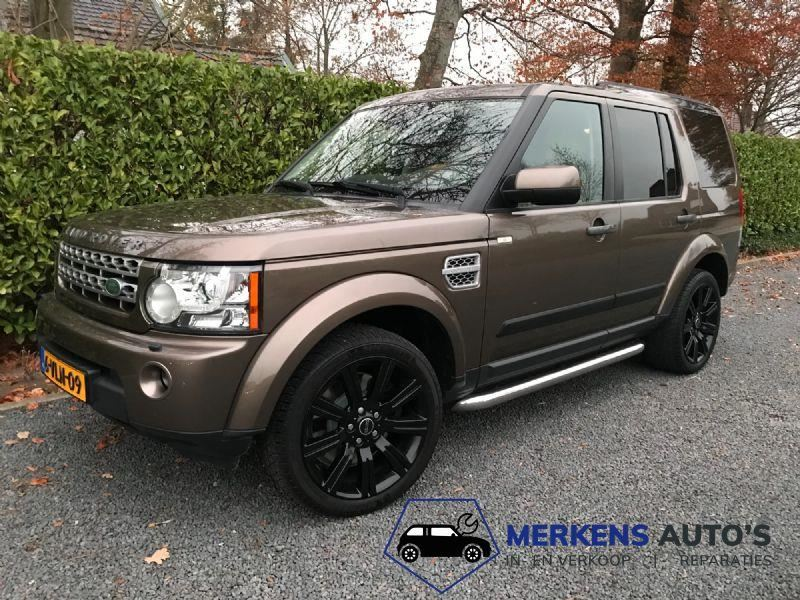 Land-Rover Discovery occasion - Merkens Auto's