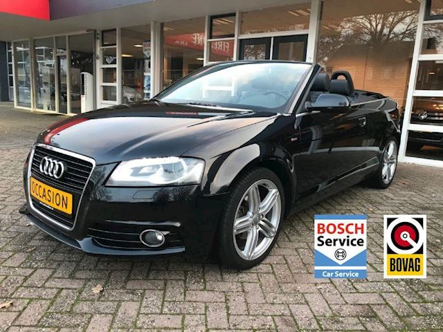 Audi A3 cabriolet 1.4 TFSI S-Line, Xenon, Leer, Lm..