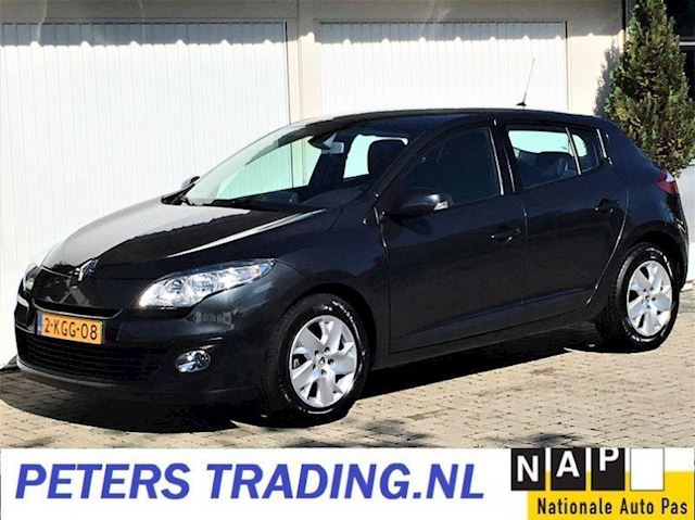 Renault Megane occasion - Peters Trading