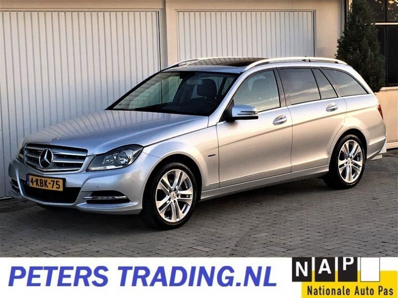 Mercedes-Benz C-klasse occasion - Peters Trading