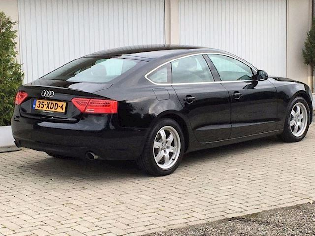 Audi A5 occasion - Peters Trading