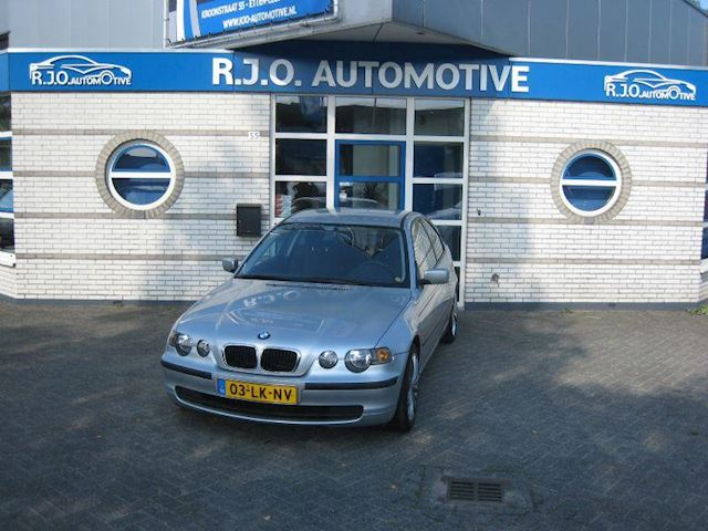 BMW 3-serie occasion - RJO Automotive