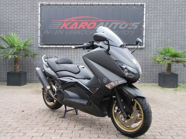 Yamaha Scooter 530 TMAX ABS Black Max Akrapovic Malossi Power commander