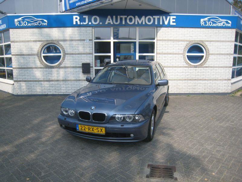 BMW 5-serie occasion - RJO Automotive