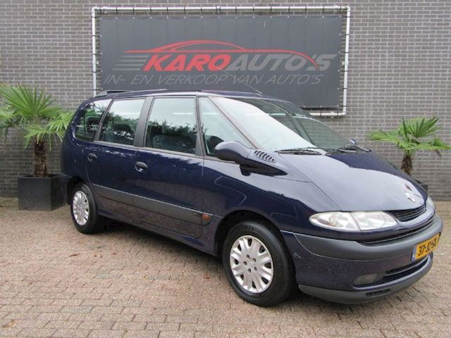 Renault Espace 2.0-16V Authentique 7 persoons Airco Trekh