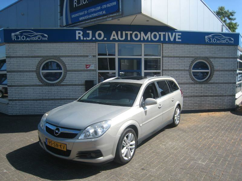 Opel Vectra occasion - RJO Automotive