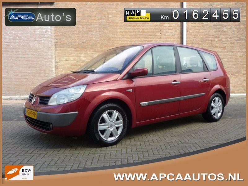 Renault Grand scenic occasion - APCA Auto's