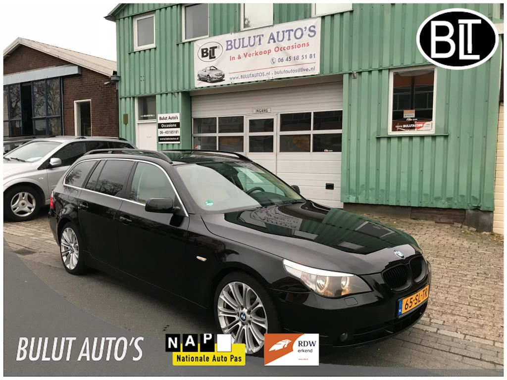 BMW 5-serie Touring occasion - Bulut Auto's