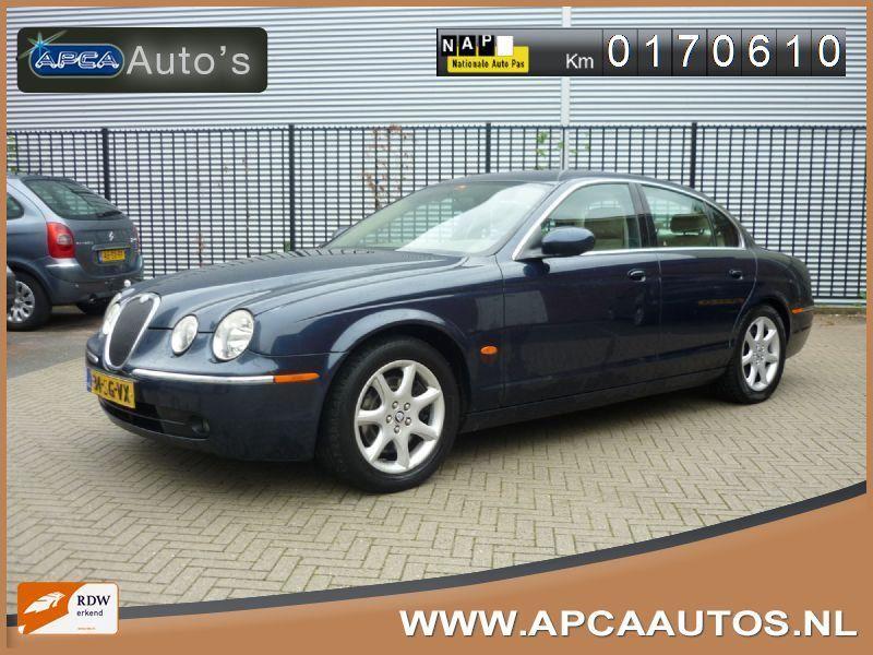 Jaguar S-type occasion - APCA Auto's