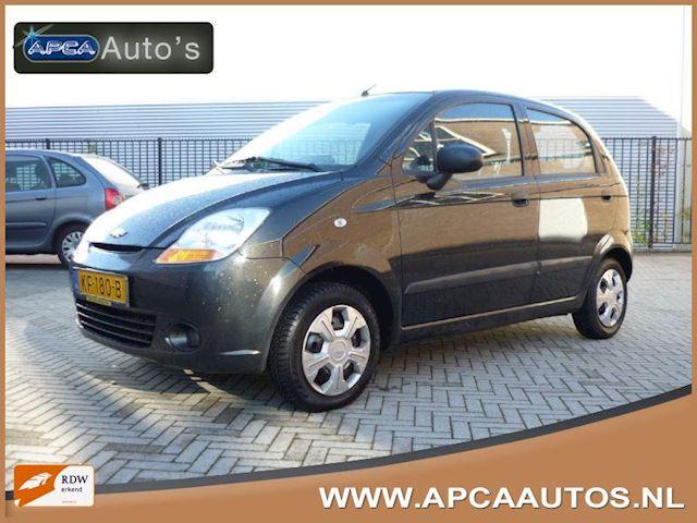 Chevrolet Matiz occasion - APCA Auto's