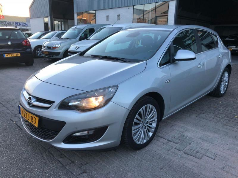 Opel Astra occasion - Adequaat Auto's V.O.F.
