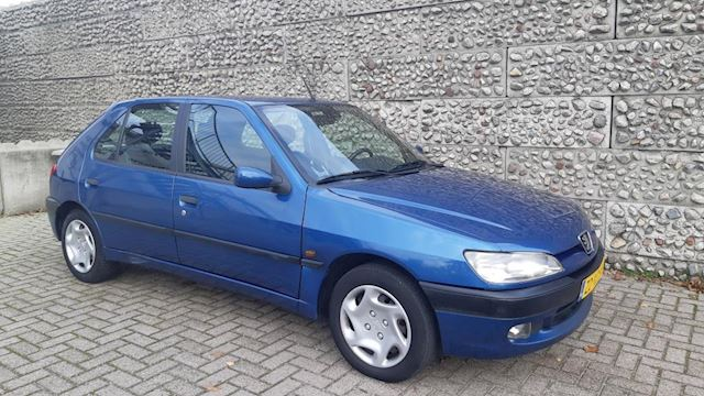 Peugeot 306 occasion - Car Trade Nass