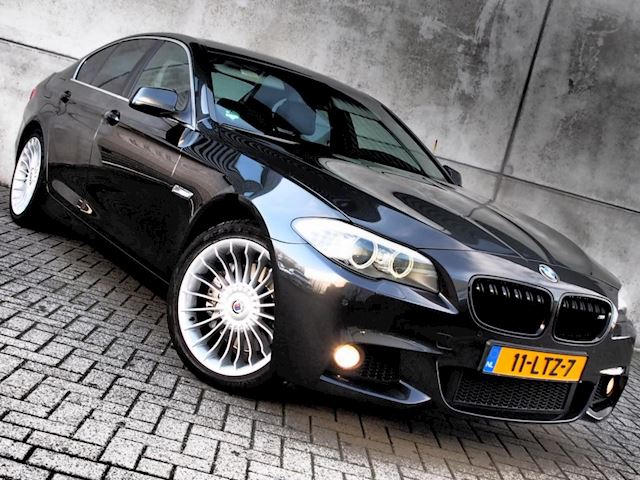 BMW 5-serie 528i High Executive M5 M-PAKKET LEER NAVI XENON 19INCH