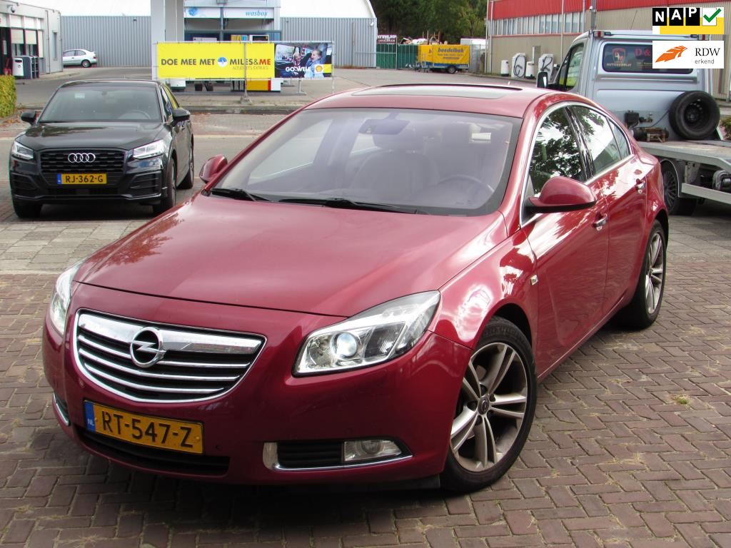 Opel Insignia occasion - D&M Cars