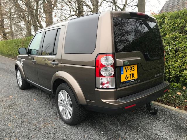 Land Rover Discovery occasion - Merkens Auto's