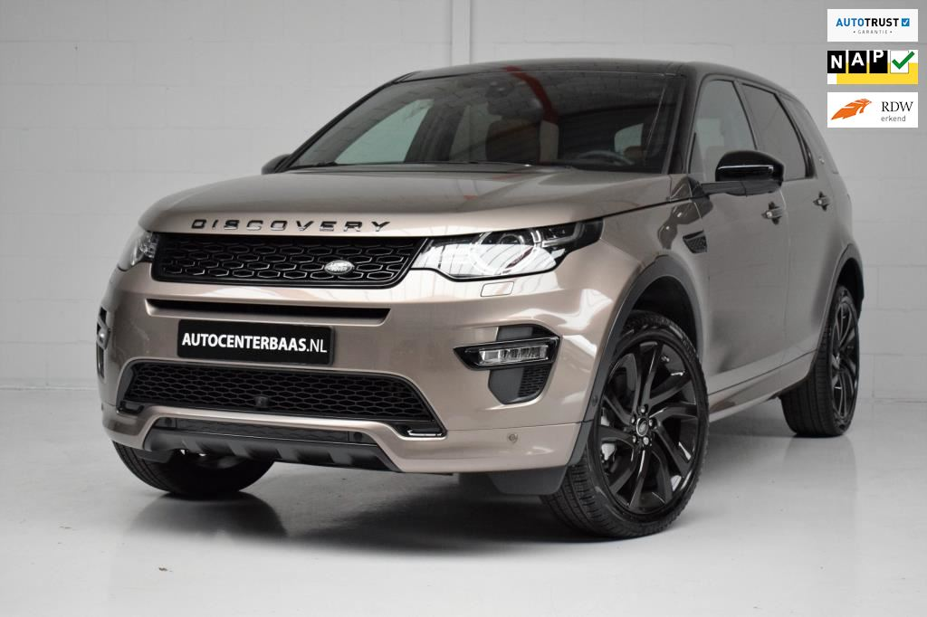 Land Rover Discovery Sport occasion - Autocenter Baas