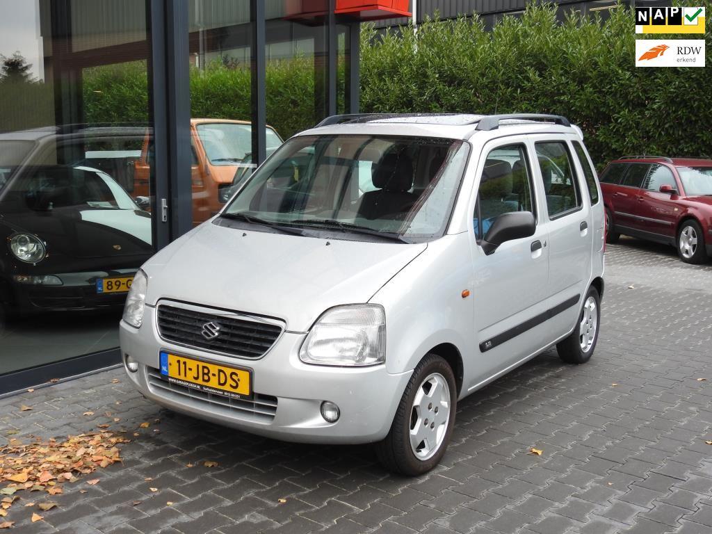 Suzuki Wagon R occasion - Rob Wolthuis Auto's