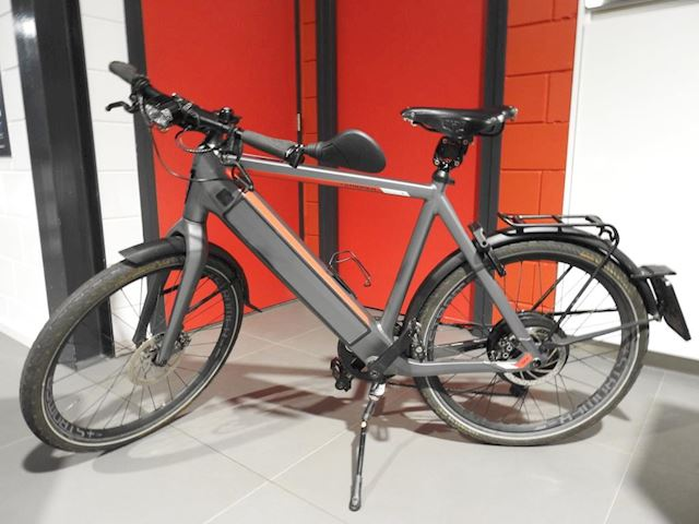 Stromer Speed Pedelec occasion - Rob Wolthuis Auto's