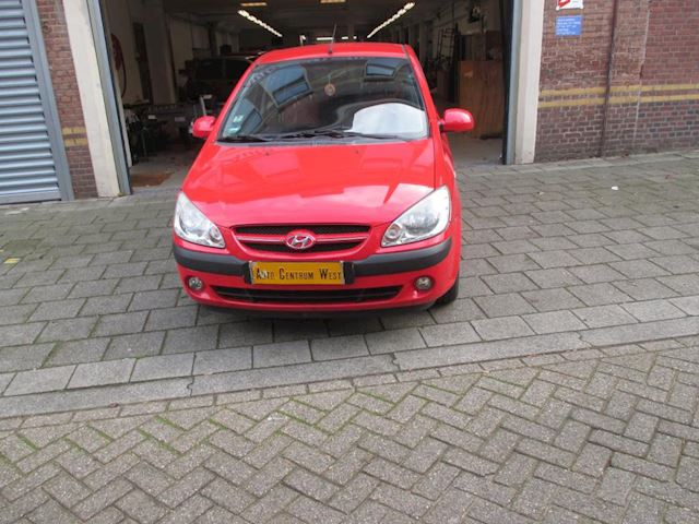 Hyundai Getz 1.4i First Edition