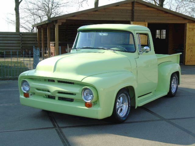 Ford USA F-100 Pickup