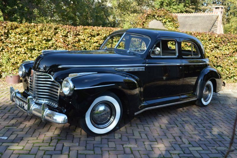 Buick Special occasion - Autoservice Mares